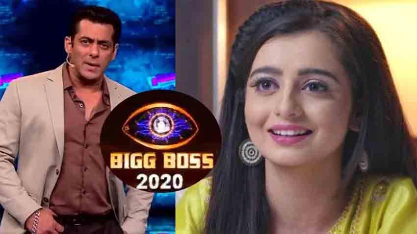 humari bahu silk actress chahat pandey salman khan show Bigg Boss 14 2020