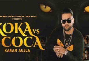 koka vs coke karan aujla