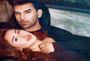 mahira sharma paras chhabra new song Ring by raman goyal