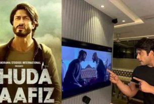 sidharth shukla on Vidyut Jammwal film khuda haafiz