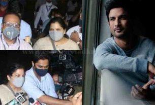 sushant singh rajput case cbi reaches mumbai to investigate