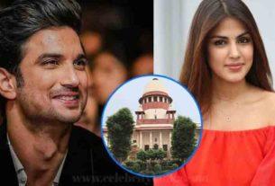 sushant singh rajput case supreme courts allows CBI investigation