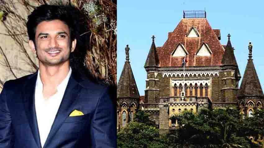 sushant singh rajput death case Bombay High Court postpones PIL hearing