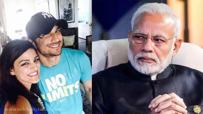 sushant singh rajput sister shweta singh kirti requests pm narendra modi for justice