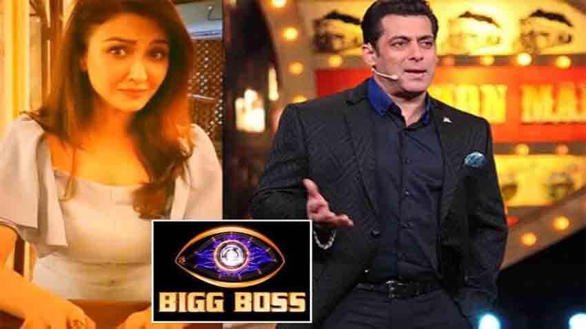 Bhabiji Ghar Par Hain actress Saumya Tandon salman khan show bigg boss 14