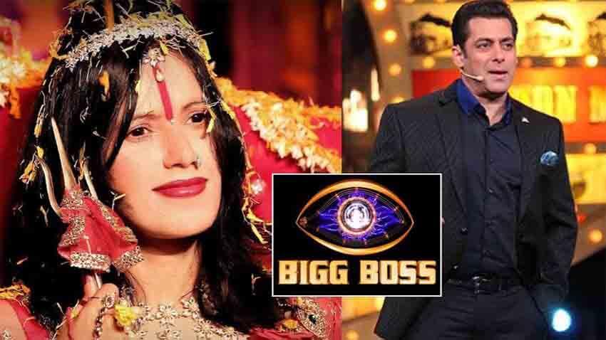 Controversial Godwoman Radhe Maa To Enter Salman Khan show bigg boss 14
