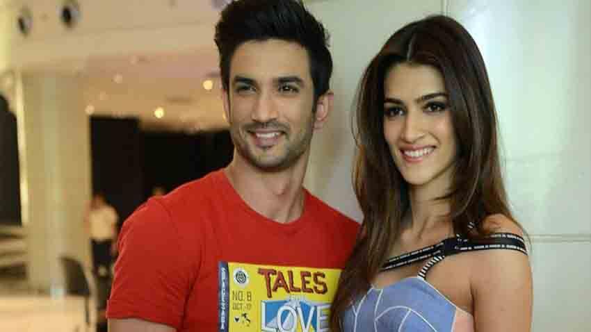 Lizaa Malik claims Kriti Sanon dated Sushant Singh Rajput