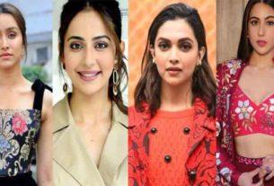 NCB summons Sara Ali Khan Shraddha Kapoor Rakul Preet Singh Deepika Padukone
