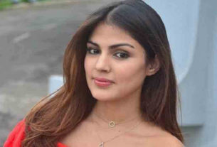 Rhea Chakraborty bail application hearing Postponed till Tomorrow due to severe Waterlogging in City