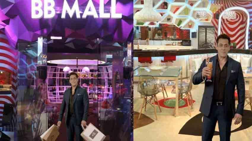 Salman Khan Bigg Boss 14 New house have Spa Mall Theatre and a Restaurant