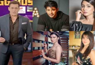 Salman Khan Dismisses Reports of Show being scripted Sidharth Shehnaaz Hina or Gauahar Khan