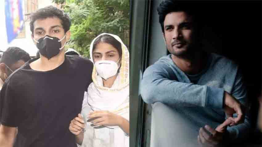Showik Chakraborty lawyer Claims Sushant Singh Rajput consumed drugs even before he met Rhea Chakraborty