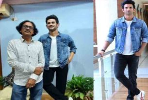Sushant Singh Rajput First wax statue created in memory of late actor by by Asansol artist