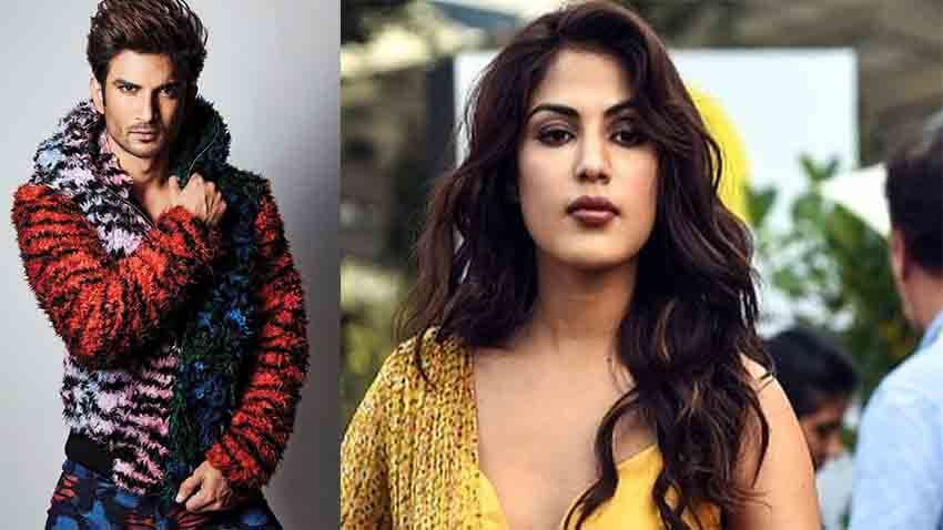Sushant Singh Rajput case Rhea Chakraborty confessed consuming drugs