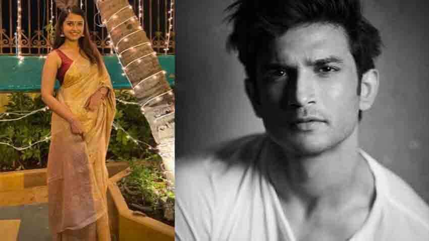 Sushant singh Rajput former manager Disha Salian was subjected to horrific sexual assault Claims Eyewitness