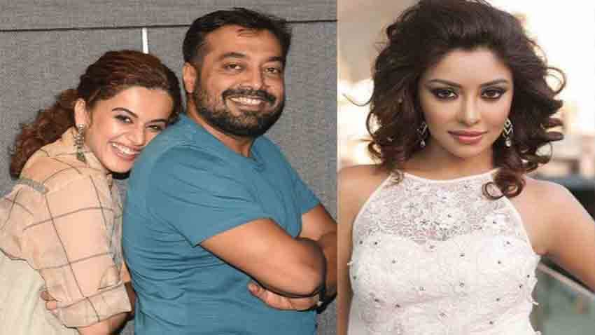 Taapsee Pannu comes out in Supports of her friend-filmmaker Anurag Kashyap payal gosh