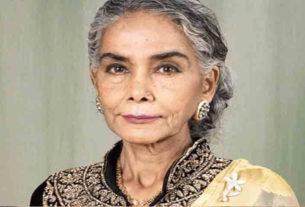 Veteran Actress Surekha Sikri suffers a brain stroke got hospitalized