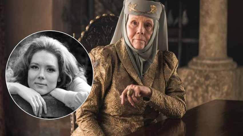 diana rigg passes away