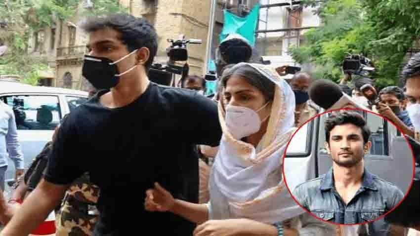 rhea chakraborty showik chakraborty sushant singh rajput case