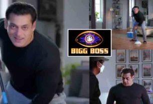 salman khan bigg boss season 14 BTS shoot