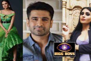 salman khan show Bigg Boss 14 contestant list jasmin bhasin pavitra punia