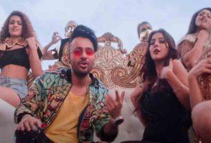 shehnaaz gill tony kakkar song kurtapajama crossed 100 million views