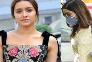 shraddha kapoor reaches ncb office for interrogation related to drug case