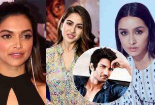 sushant singh case After Deepika Padukone Sara Ali Khan Shraddha Rakul 39 more names under NCB scanner drug angle