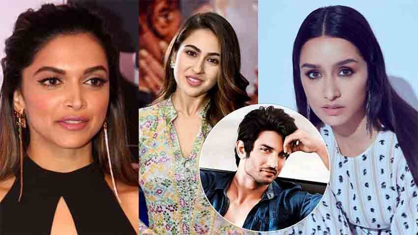 sushant singh case After Deepika Padukone Sara Ali Khan Shraddha Rakul 39 more names under NCB scanner drug angle