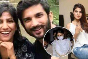 sushant singh rajput case rhea chakraborty files complain against Sushant sister Priyanka