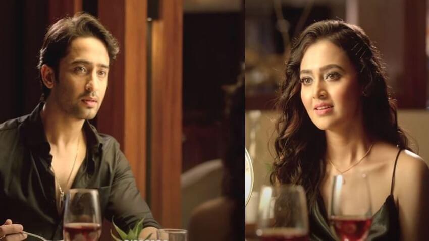Ae Mere Dil music video Shaheer Sheikh Tejasswi Prakash