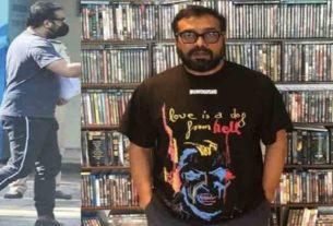 Anurag Kashyap Arrives At Versova Police Station For Questioning