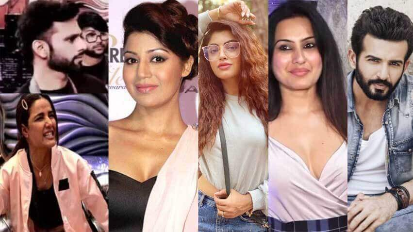 Bigg Boss 14 Rahul Vaidya Jasmin bhasin