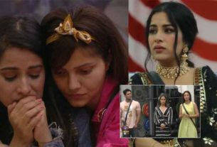 Bigg Boss 14 Sara Gurpal Evicted from salman khan show