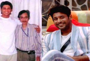 Bigg Boss 14 Sidharth Shukla father Ashok Shukla