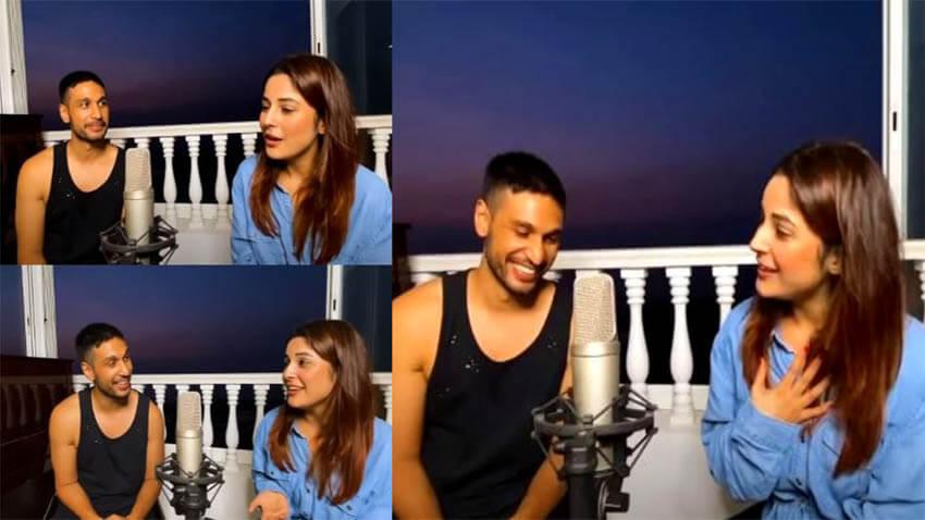 Dil Diyan Gallan Song cover Shehnaaz Gill Arjun Kanungo