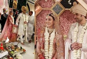 Kajal Aggarwal Gautam Kitchlu Wedding