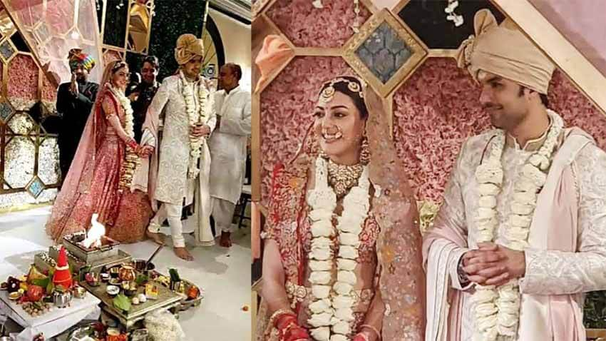Kajal Aggarwal Gautam Kitchlu Wedding