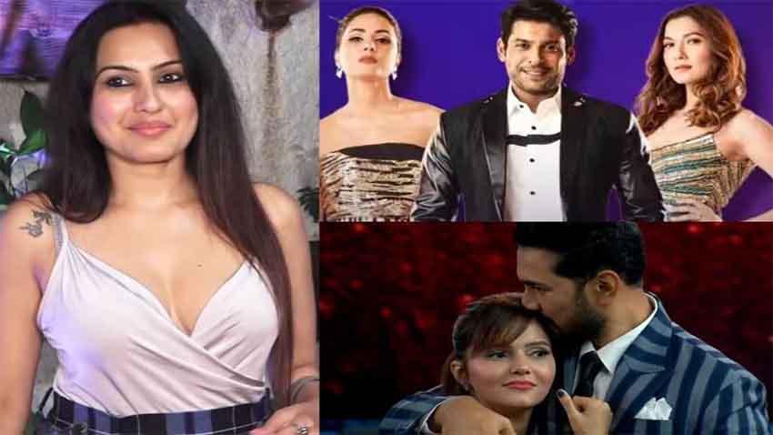 Kamya Panjabi calls Hina Khan Sidharth Shukla Gauahar Khan biased