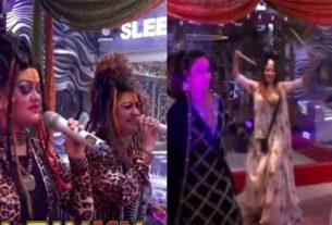 Preeti pinky duo sisters on bigg boss 14 house