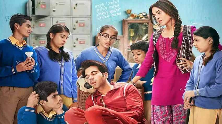 Rajkummar Rao and Nushrat Bharucha Chhalaang Trailer