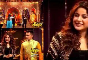 Shehnaaz Gill performance on colors show Shandaar Ravivaar