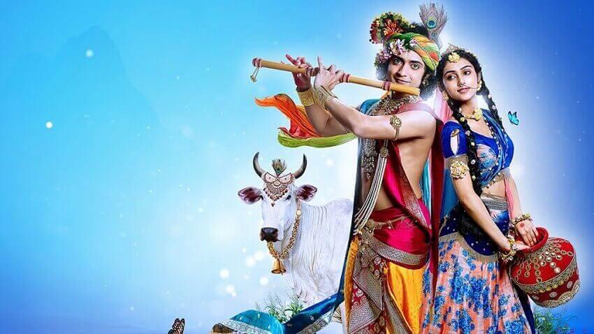 Star Bharat tv show RadhaKrishn