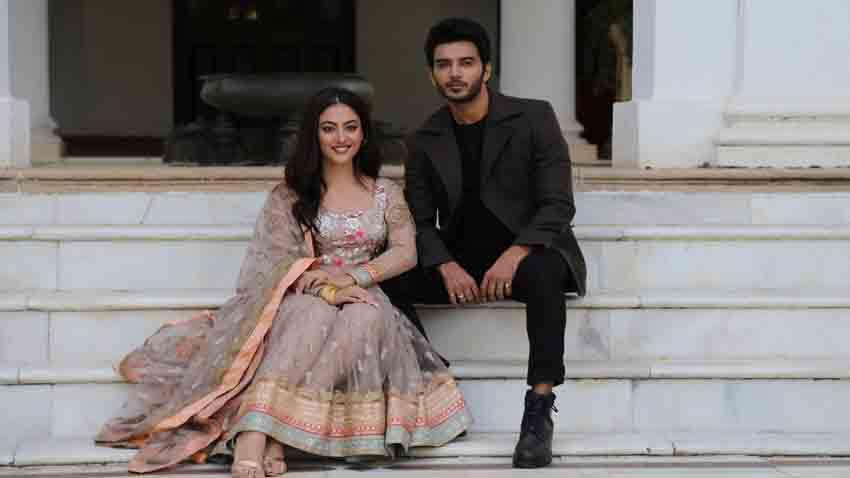 Yeh Jaadu Hai Jinn Ka Vikram Singh Chauhan and Aditi Sharma