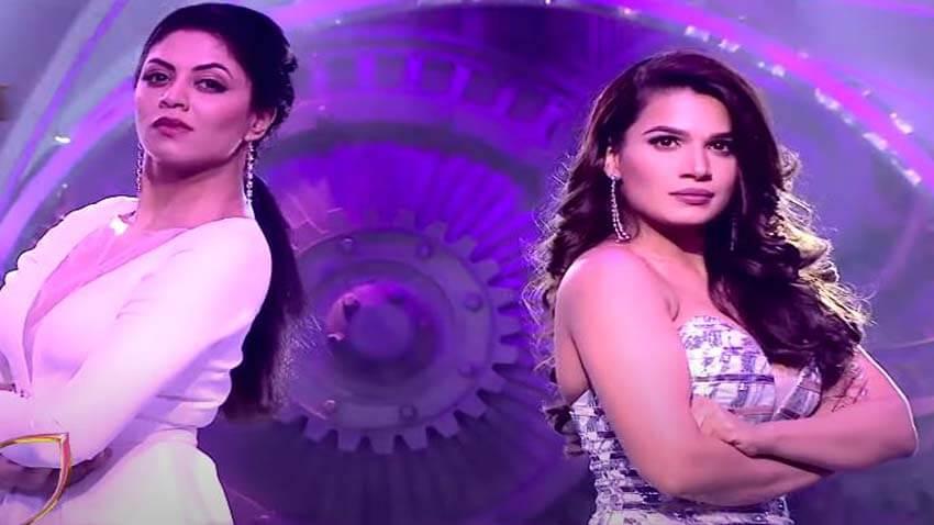 bigg boss 14 wild card contestant Kavita Kaushik and Naina Singh
