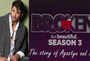 sidharth shukla broken but beautiful season 3
