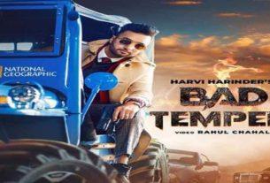 Bad Temper Harvi Harinder