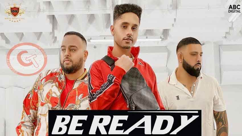 Be Ready Yaad Ft Parma Music