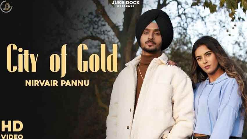 City Of Gold Nirvair Pannu
