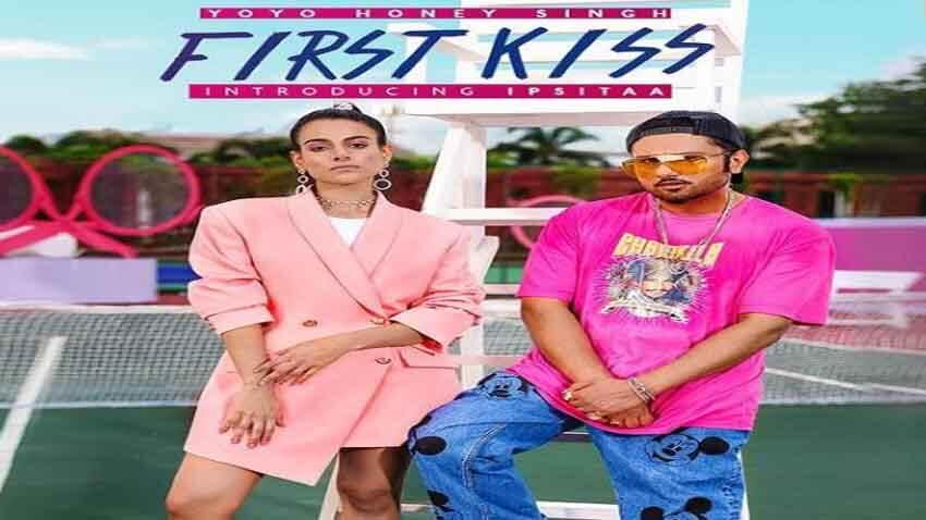First Kiss Yo Yo Honey Singh